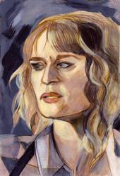 Mary Winchester by jossujb