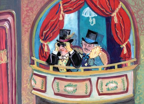 The Theatre Box Seats