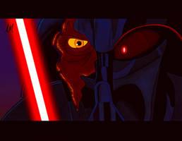 Darth Vader by DarkSunProductions