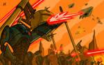 Battle Droid Army