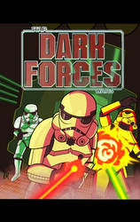 Dark Forces Poster by DarkSunProductions