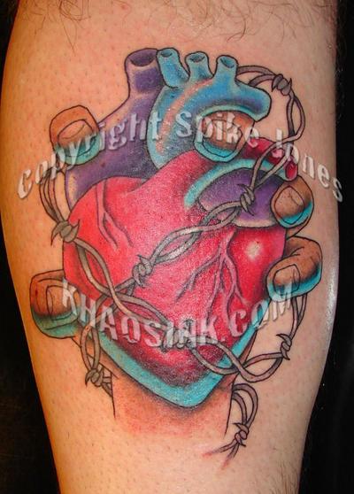 Heart by SpikeJones67