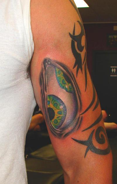 Tool Eye by SpikeJones67