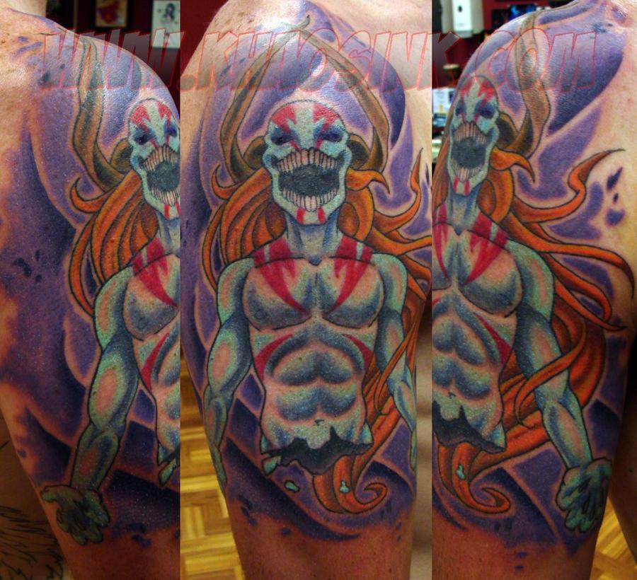 Zaky's Demon by SpikeJones67