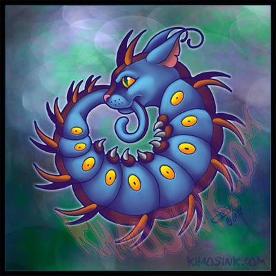 CATerpillar by SpikeJones67