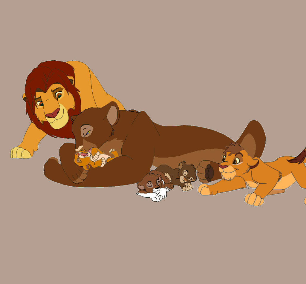 Lion King By Therashedapride On DeviantArt