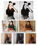 Retro and Vintage Photoshop Actions by intoxicatedvogue