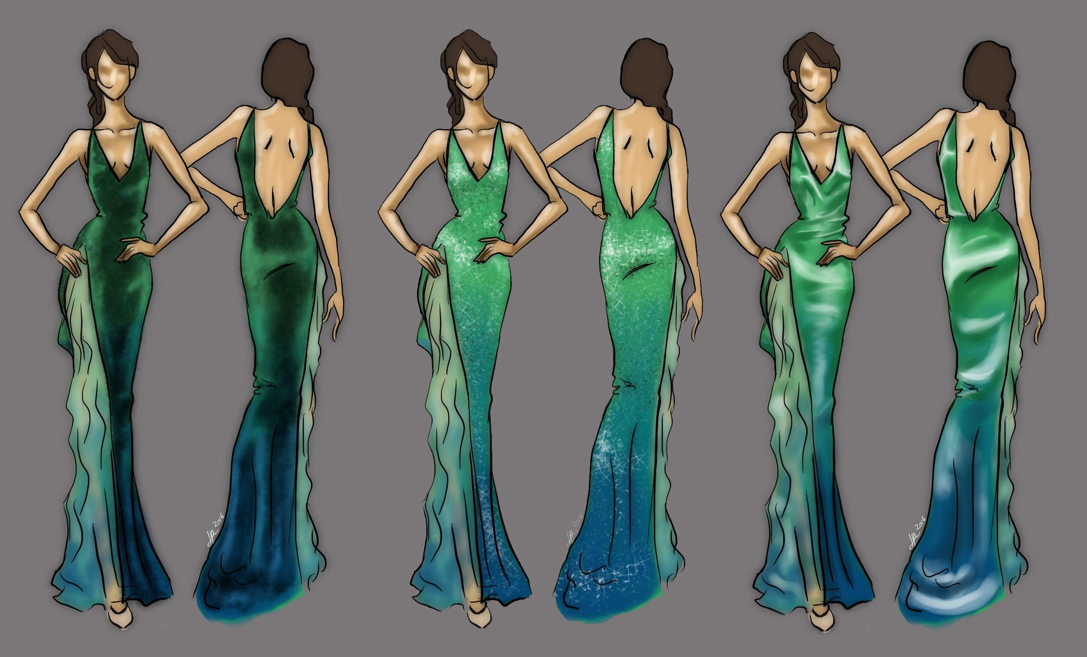 Fashion Design Tutorial 4: Fabrics & Materials - YouTube