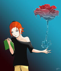 Cecero's Rose by TwinAlchemist