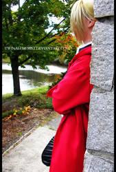 Edward Elric II by TwinAlchemist