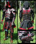 Draconic murderer's armor