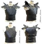 Dark armor