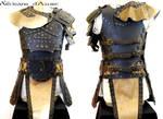 Barbarian's delux armor by ArtisansdAzure