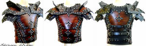 Delux Chaos Armour