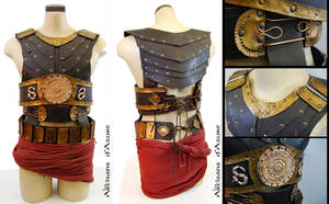 Prince of Persia Armour by ArtisansdAzure