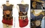 Prince of Persia Armour by ArtisansdAzure