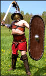 Celtic Gladiator in Quebec