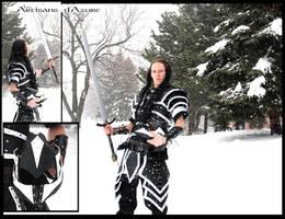 Tempest Basic Armor by ArtisansdAzure