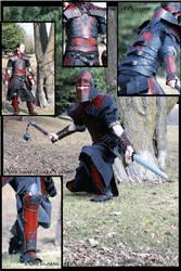 Knight Armor V2.0 by ArtisansdAzure