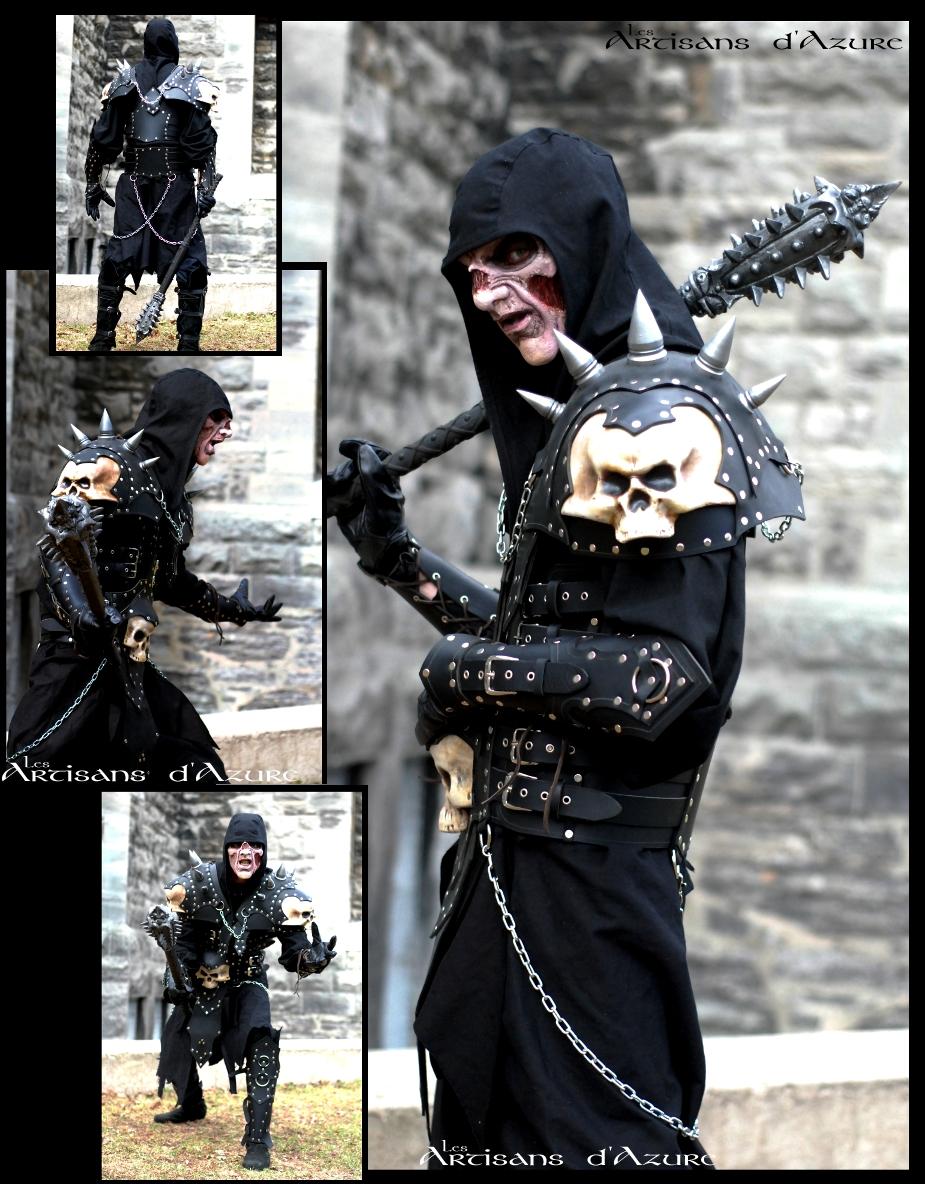 Necromancer's War Set by ArtisansdAzure