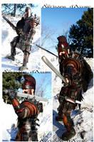 Legion Warlord by ArtisansdAzure