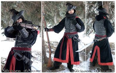 Musketeer's padded Armor