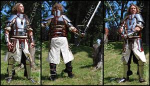 Pretender's armor