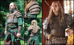 Daario's Armor GoT Cosplay - Armure de Daario