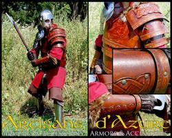 Yggdrasil Warrior by ArtisansdAzure