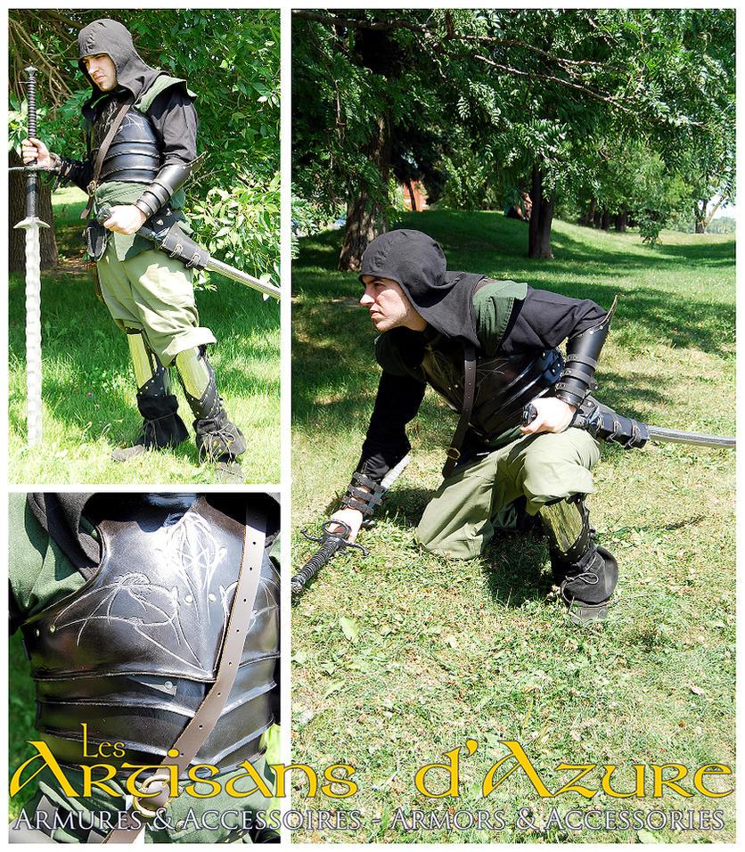 Dragoneer Mercenary Breastplate by ArtisansdAzure