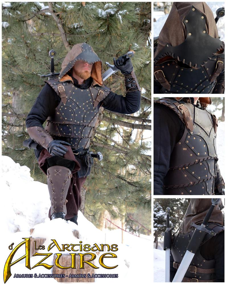 Scoundrel Armor Revisited by ArtisansdAzure