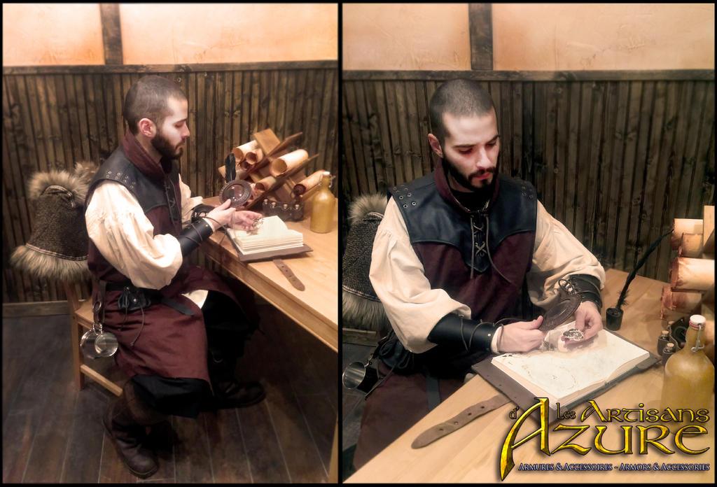 Scholar's appraisal by ArtisansdAzure