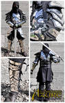 Fallen Elf Armor by ArtisansdAzure