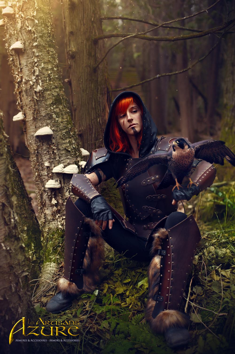 Outlaw armor 3 by ArtisansdAzure