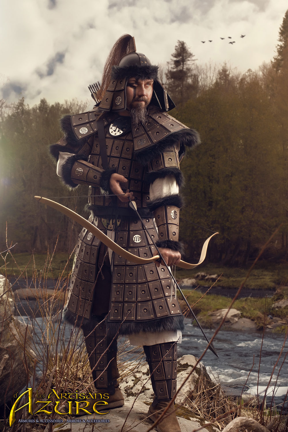 Nomad Armor 4 by ArtisansdAzure