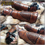 Gauntlets of the Viking King
