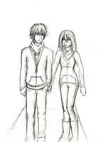 Sam and Grace by Tetra-Zelda