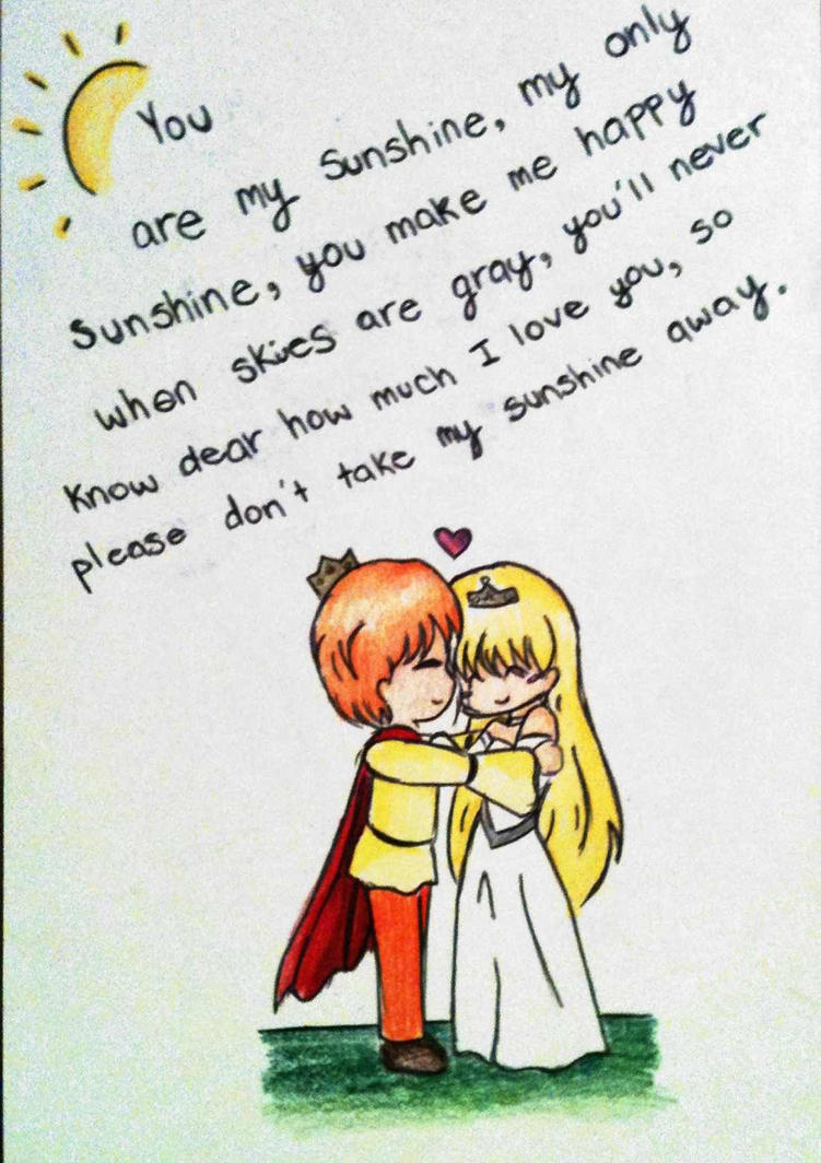 Go Back  gt  Images For  gt  You Are My Sunshine LyricsYou Are My Sunshine My Only Sunshine Tumblr