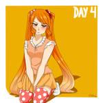 Huevember Day 4: Osana Najimi