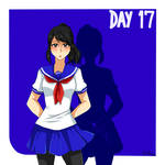 Huevember Day 17: Ayano Aishi