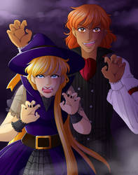 Halloween 2018! by SRealms