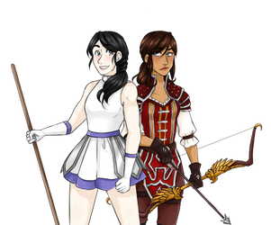 Adette and Adette by SRealms