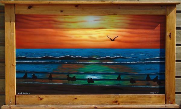 Sun Dawn by SethApophis