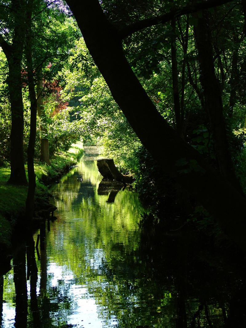 Merwesteinpark, Dordrecht by SethApophis