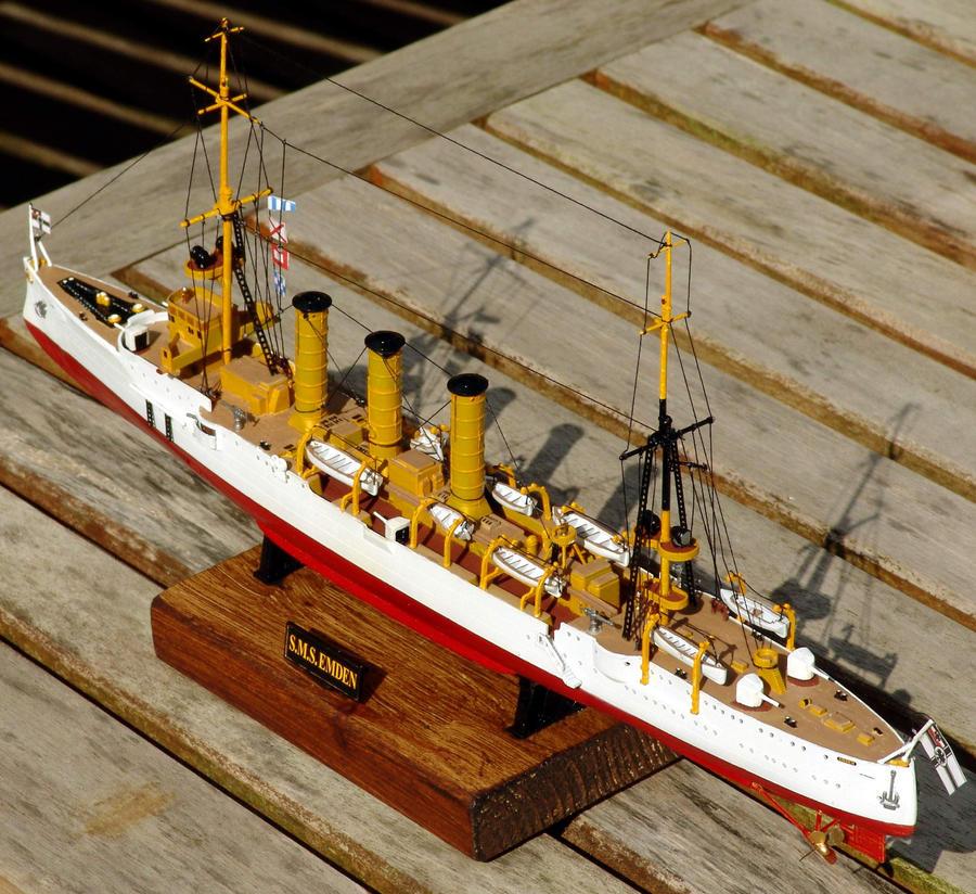 SMS Emden III by SethApophis