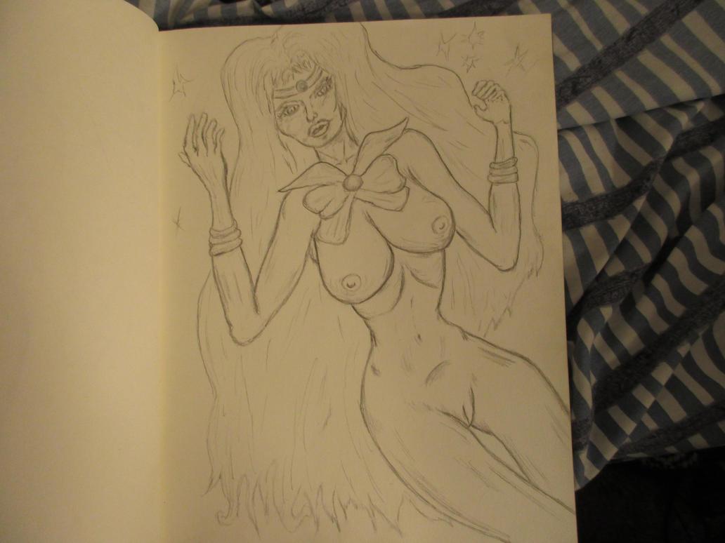 Sparkly Mermaid Uniform by Jotunares