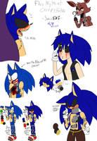FNAFCP ref sheet Sonic EXE by CandySugarSkullGirl9