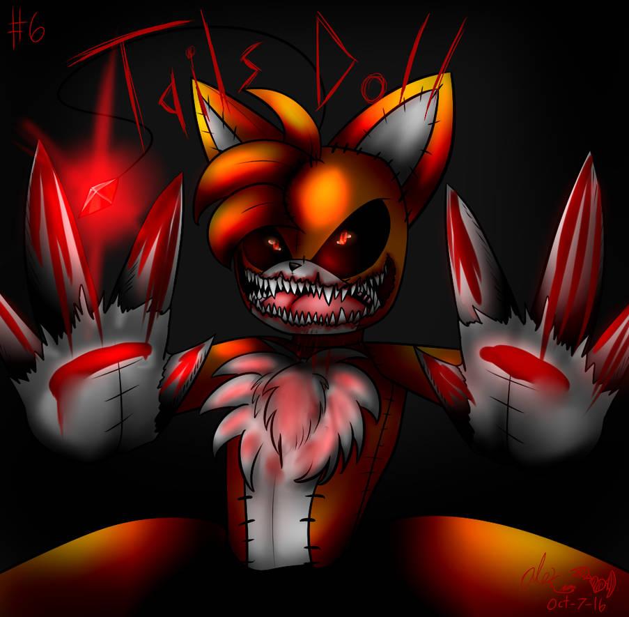 [2016] Creepypasta #6 Tails Doll + Speedpaint By