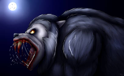 [2017 Remake] The Werewolf in London + SP by CandySugarSkullGirl9