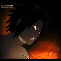 Uchiha Sasuke - No way back by TomasLacerda